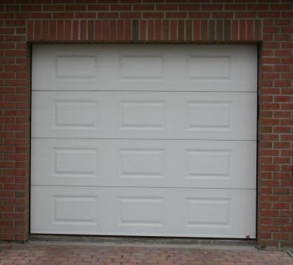 Porte de garage moselle lorraine alsace bas rhin 57 67 54 for Prix portail sectionnel de garage